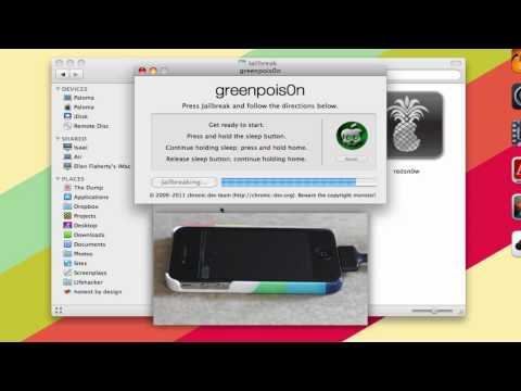 How To Jailbreak Your iOS 4.2.1 Device