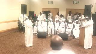 Celestial Church of Christ Cele Youth Retreat Praise Night USA 2018