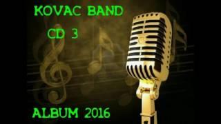 GIPSY KOVAč BAND CD č.3 CELY ALBUM 2016