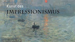 Kunst des Impressionismus – Claude Monet