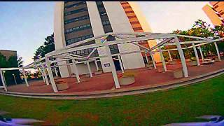 Early morning in the city | fpv freestyle