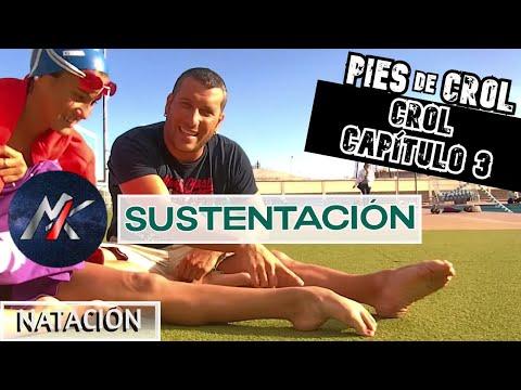 APRENDER A NADAR 1x04 (3/3): Patada de Crol