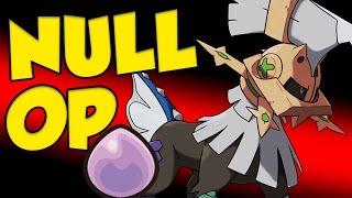 Type: Null  - (Pokémon) - EVIOLITE TYPE: NULL OP! Pokemon Sun and Moon Type Null Moveset & Guide