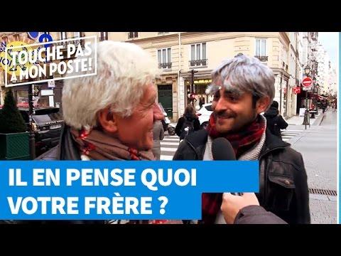 Image video Il en pense quoi votre frère ? - 08/12/2015