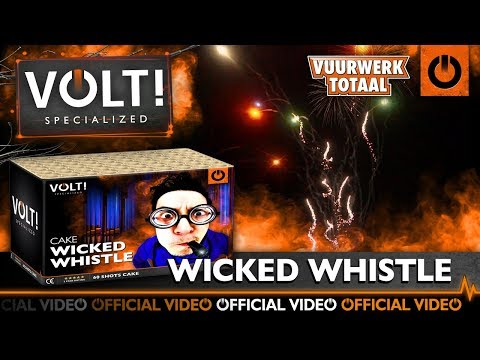 Wicked Whistle (VOLLE DOOS)