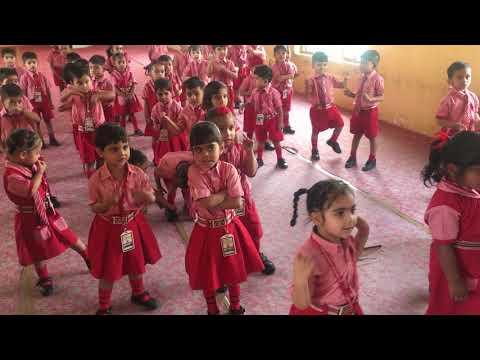 L.K.G CLASS DANCE