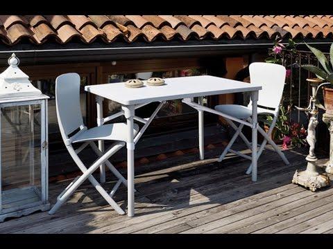 Sedia Zac by Nardi per esterno, terrazzo e giardino