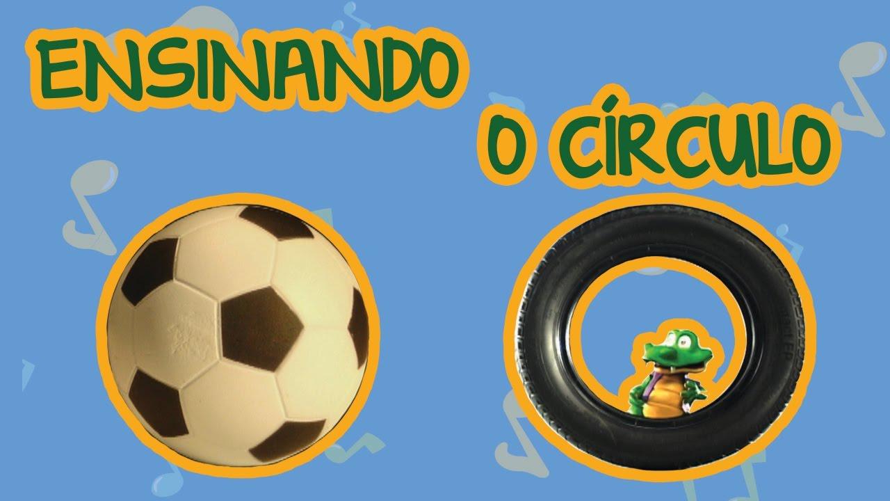 ENSINANDO O CIRCULO | BEBÊ MAIS FORMAS
