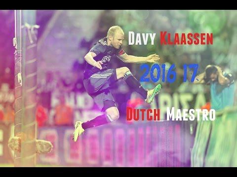 Davy Klaassen|| 2016-17|| Dutch Maestro