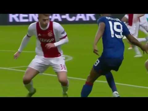 Ajax   Manchester United 0 2 HD highlights 24-05-17 EL Final