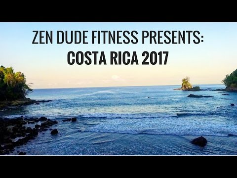 Zen Dude Fitness Costa Rica Retreat