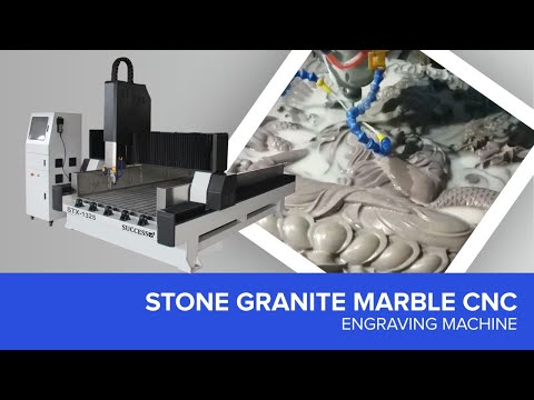 STX 1325 CNC Stone Engraving Machine