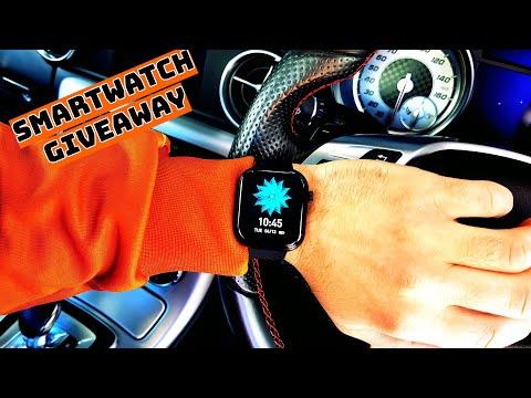SmartWatch Giveaway | Το Κινέζικο Αδελφάκι του Apple Watch 😎