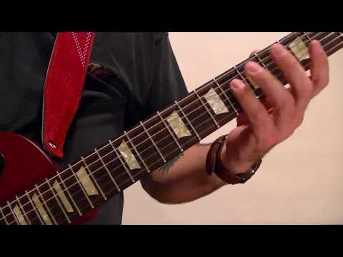 How to Write a Rock Guitar Solo - Guitar Lesson