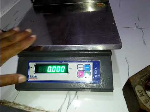 Electronic Weighing Machines at Best Price in India