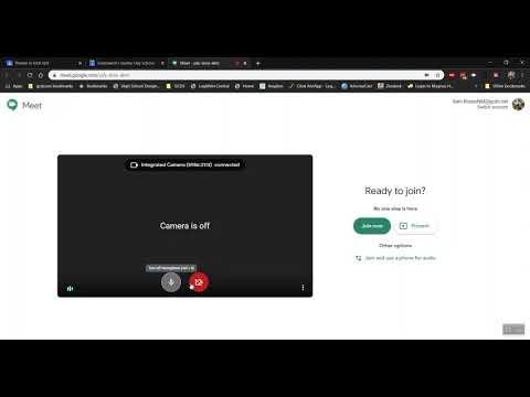 Host a Live Virtual Classroom - Google Classroom, Calendar, and Google Hangouts Meet