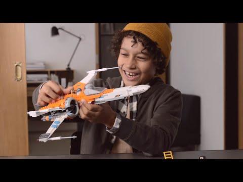 LEGO® Star Wars™ 75273 Poe Dameron X-szárnyú vadászgépe™