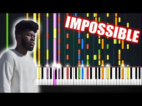 Khalid - Young Dumb & Broke - IMPOSSIBLE PIANO by PlutaX