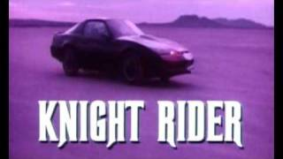 Knight Rider Theme Song (Intro Instrumental/Original) – Stu Phillips