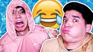 TRY NOT To LAUGH Challenge! **Big Brother**
