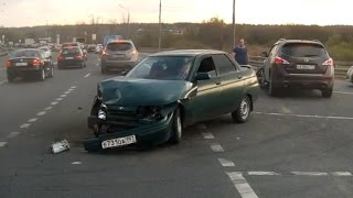 Car Crash Compilation JUNE 2016 #22