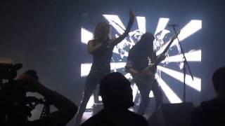 "Arch Enemy Live Mexico 2012 ""Dead Bury Their Dead"""