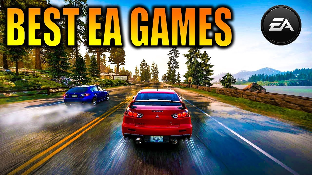 Top 10 EA (Electronic Arts) Games for Android and IOS 2018