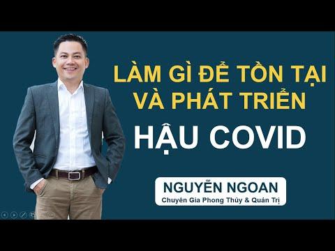 18 Phép Thần Thông Phong Thuỷ Hậu Covid - NGUYỄN NGOAN