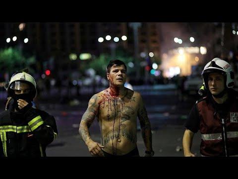 Το Βουκουρέστι καταγγέλλει στις Βρυξέλλες τους διαδηλωτές …