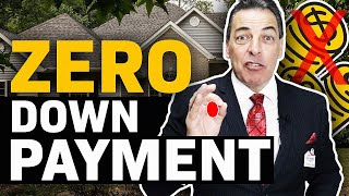 (Home Loans) Zero Down Payment (No Down Payment) FHA (Mortgage) [CalHFA] No Down Payment Loan