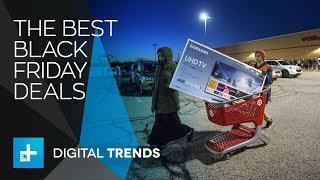 Black Friday tips for scoring the best deals on Amazon, Walmart, and in stores