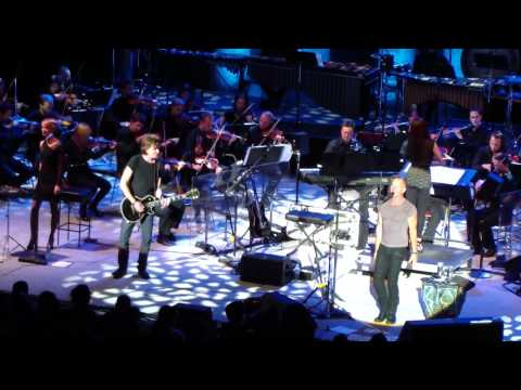 STING & Slovenian Philharmonic Orchestra - Every Breath You Take (LIVE)