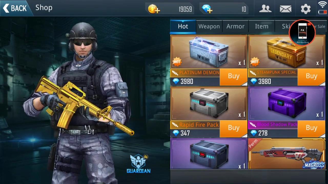 Soi Phục Kích mobile – Game bắn súng giống hệt Đột Kích của VTC Game