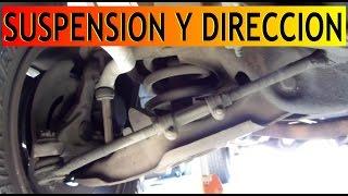 Chequeo Rapido De Suspension Y Direccion En El Auto