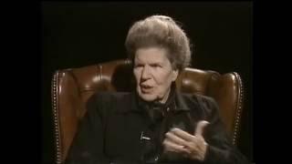 """Η Λητώ Κατακουζηνού μιλάει στην εκπομπή της Λιάνας Κανέλλη """"Ψηλά τα χέρια"""", 1992"""