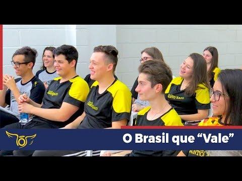 """Águias pelo Mundo – O Brasil que """"Vale"""""""
