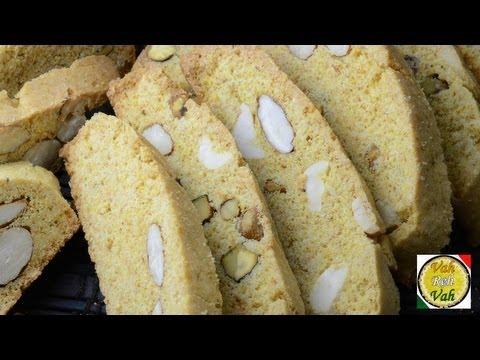 Nut Cake biscotti