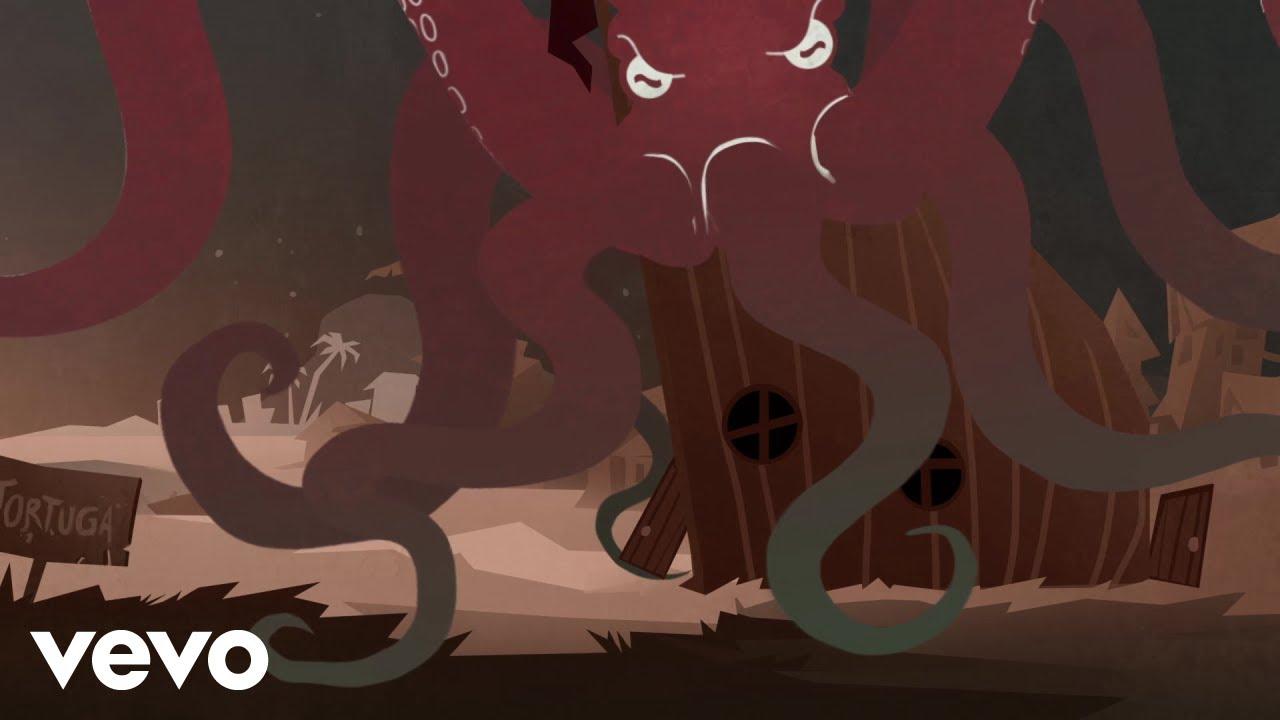 """Vorschaubild zum Video """"Leviathan (Lyric Video)"""""""
