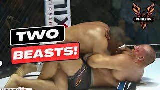 Roman Wehbe vs Mohammad Ali Full Fight (MMA) | Phoenix 6 Abu Dhabi | April 5th 2018.