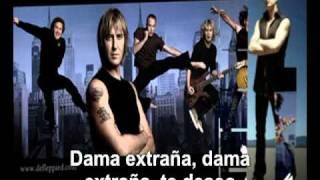Def Leppard - Lady Strange (subtitulado en español)