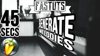 Instantly Generate Melodies in FL Studio