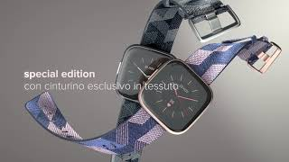 Đồng Hồ Fitbit Versa 2 Special Edition