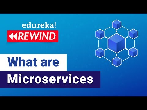 Introduction to Microservices | What are Microservices | Edureka ...