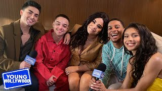 On My Block Cast Gush Over Cardi B, Rihanna, Beyoncé, & More