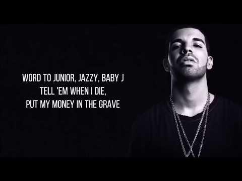 , title : 'Drake - Money In The Grave (Lyrics) ft. Rick Ross