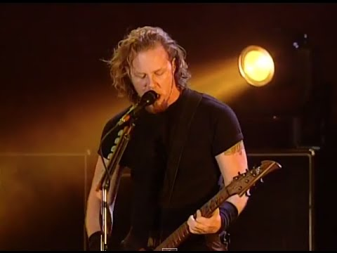 Metallica - Turn The Page - 7/24/1999 - Woodstock 99 East Stage (Official)