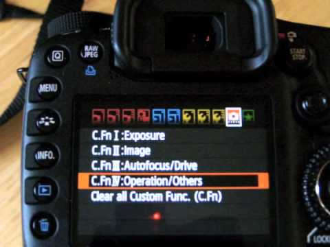 canon 7d - Team's idea