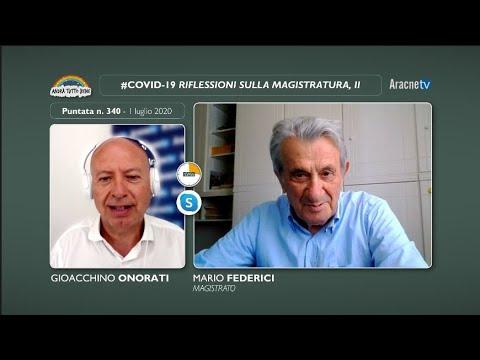 Anteprima del video Mario FEDERICIRiflessioni sulla magistratura, II