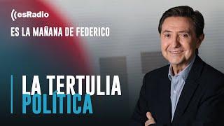 Tertulia De Federico: Los Ataques De Casado A Sánchez