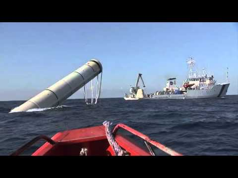 Now This Is How You Retrieve Two Massive Solid Rocket Boosters From The Ocean!